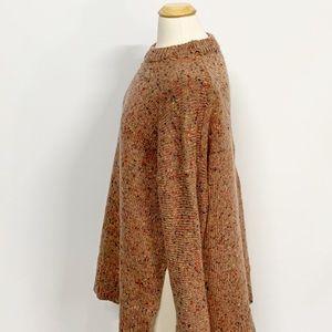 Lou & Grey Sweaters - Lou & Grey | Speckled Crewneck Sweater NWT